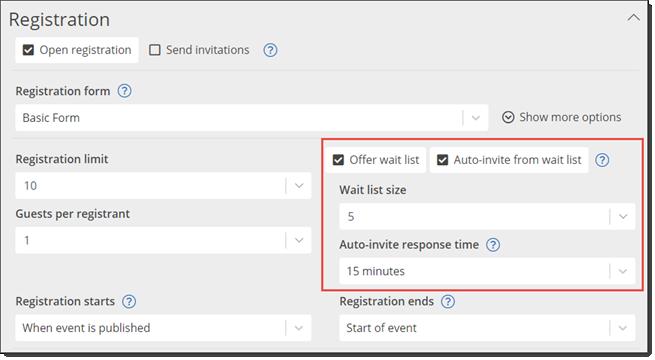 Trumba Help Manage Event Registration Responses