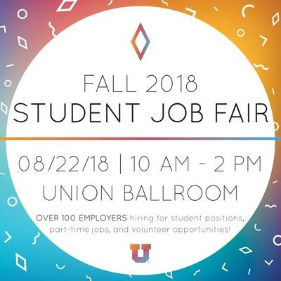 Student Job & Volunteer Fair