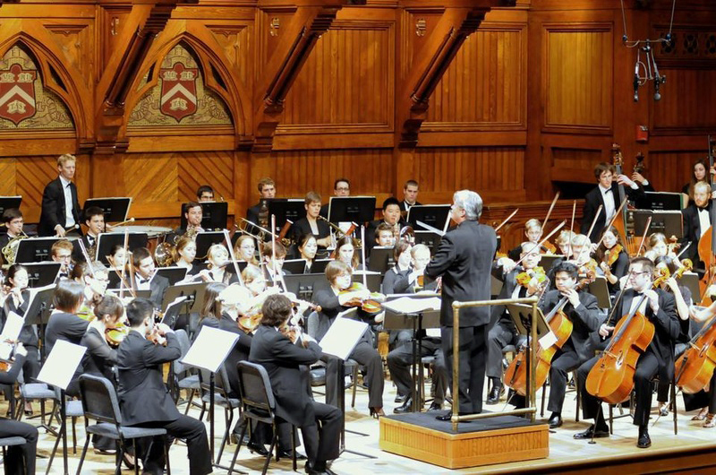 Boston Conservatory Orchestra / Prokofiev and Brahms