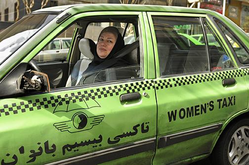 Iran: Women Only, artist talk with Randy H. Goodman