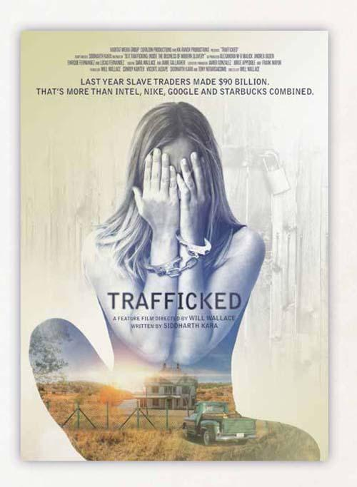 """""""Trafficked"""" Film Screening & Panel Discussion"""