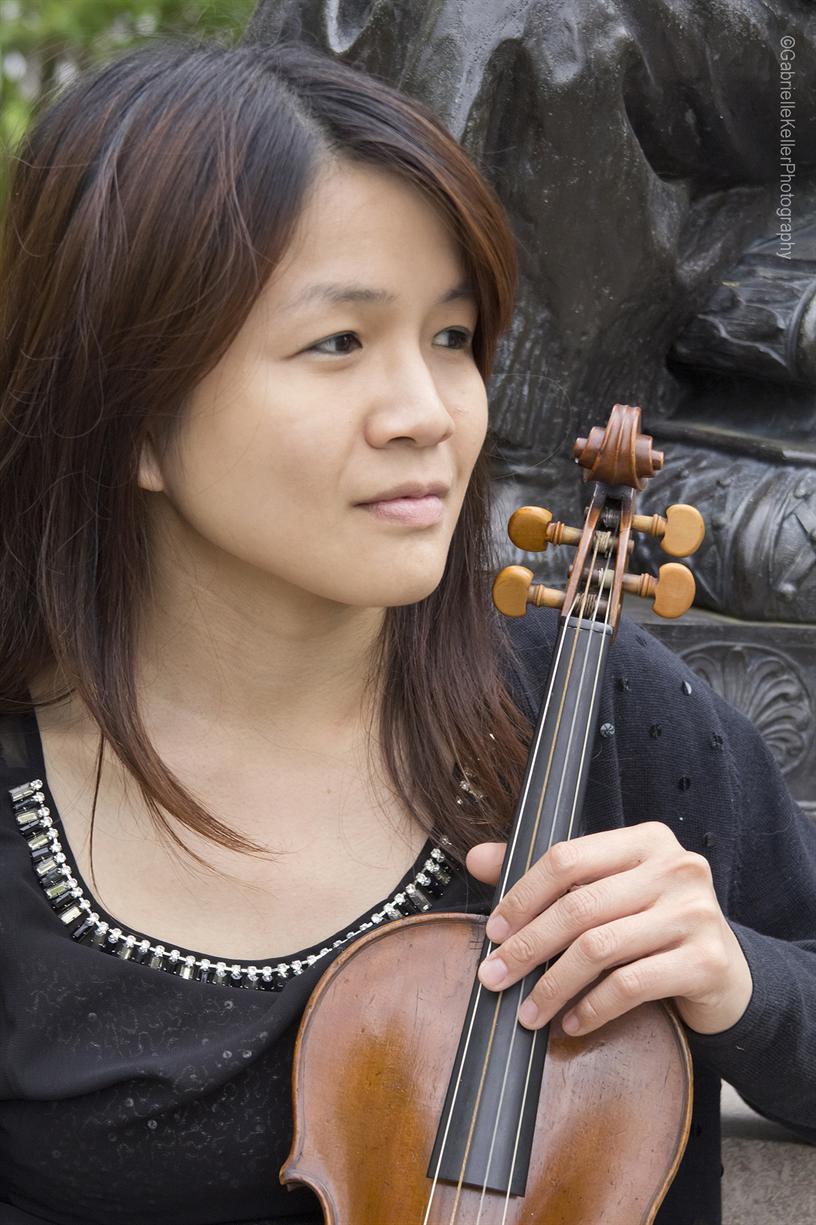 Viol Music with Yi-Li Chang