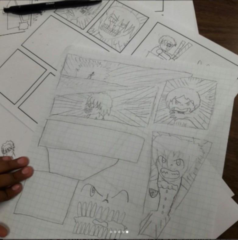"""Anime Your Way"" Workshop with Carlos Nieto III"