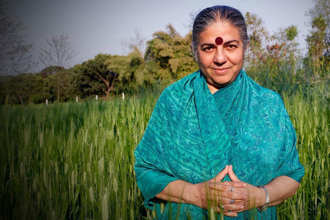 International Womxn's Day Lecture: Dr. Vandana Shiva