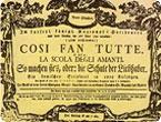 Seattle Opera Preview Lecture: 'Così Fan Tutti'