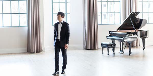 Solo Piano with Van Cliburn Gold Medalist Yekwon Sunwoo