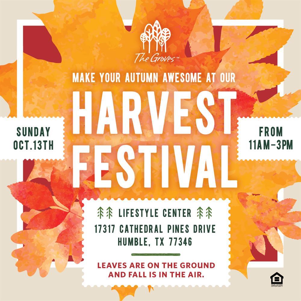 The Groves Harvest Festival