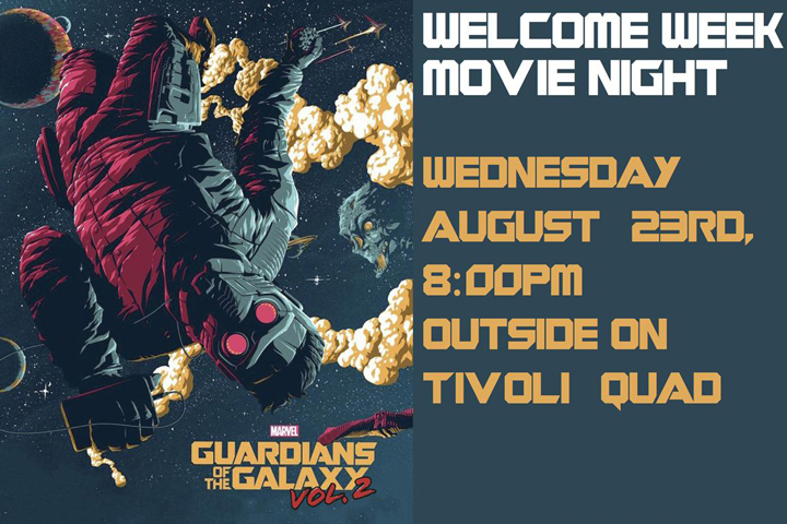 Welcome Week: Movie Night