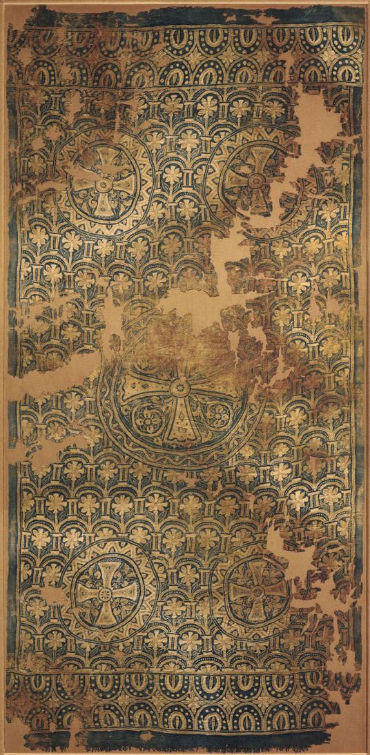 Gallery Talk: A Textile from Early Byzantine Egypt