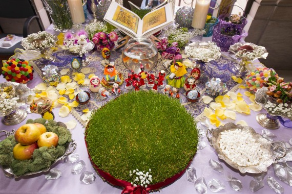 Nowruz: A Persian New Year Celebration