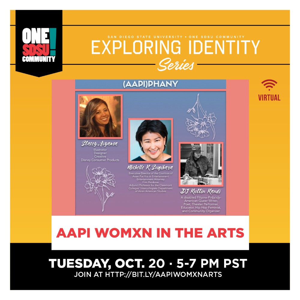AAPI Womxn in the Arts