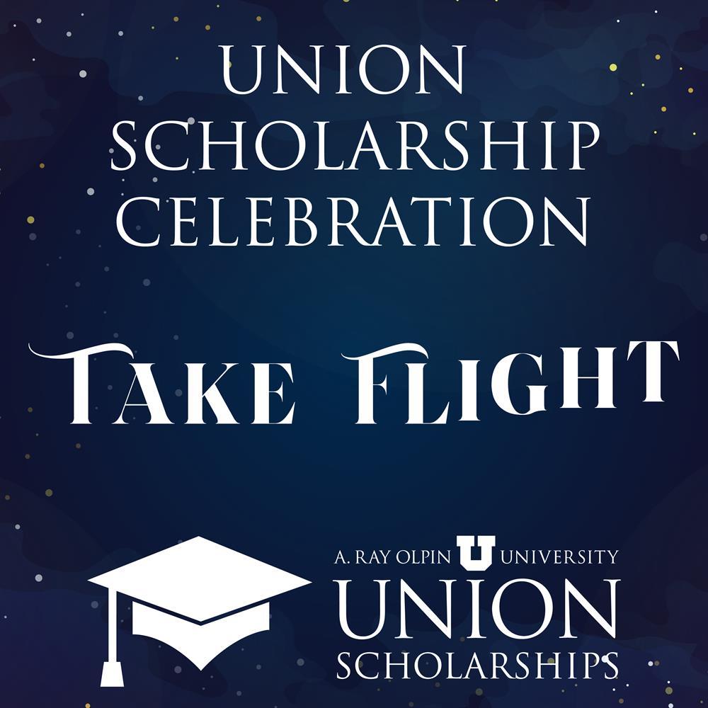 Union Scholarship Celebration