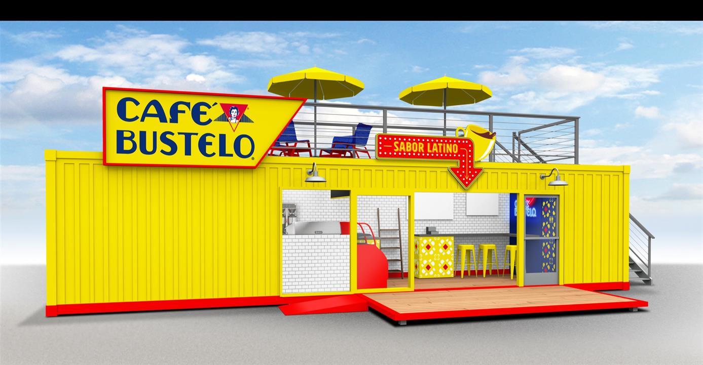 Café Bustelo Limited-Time Only Café