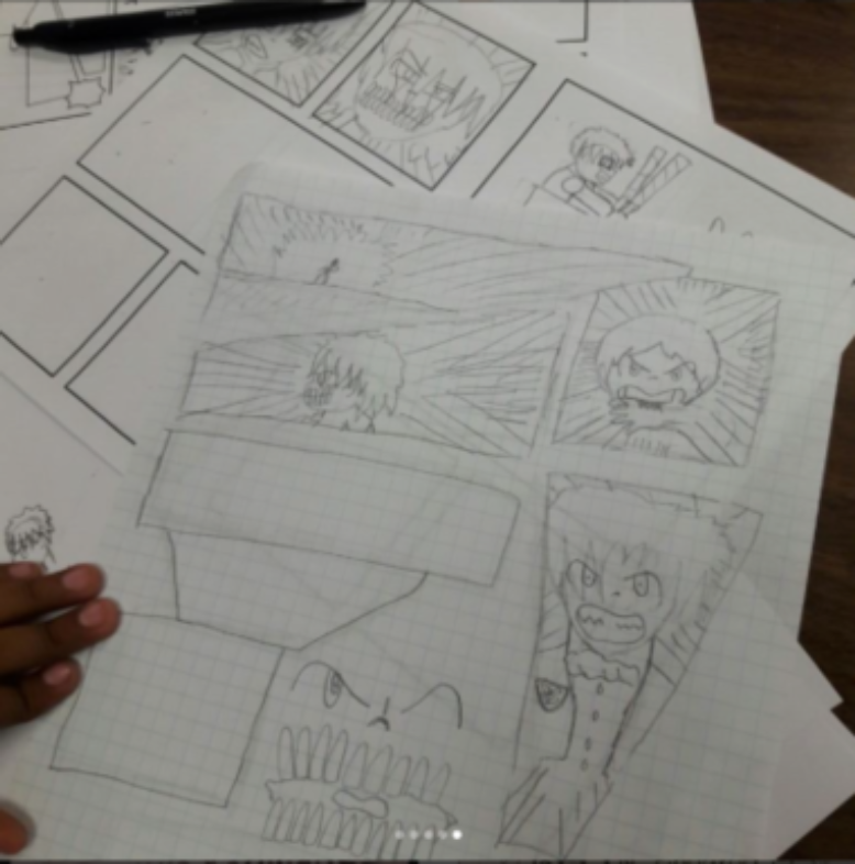 Anime Your Way: for 6-12 graders