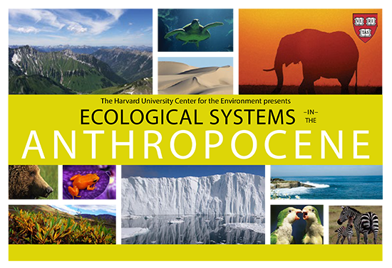 "Ecological Systems in the Anthropocene Series - ""Poverty Traps, Resilience, and Coupled Human-Natural Systems"""