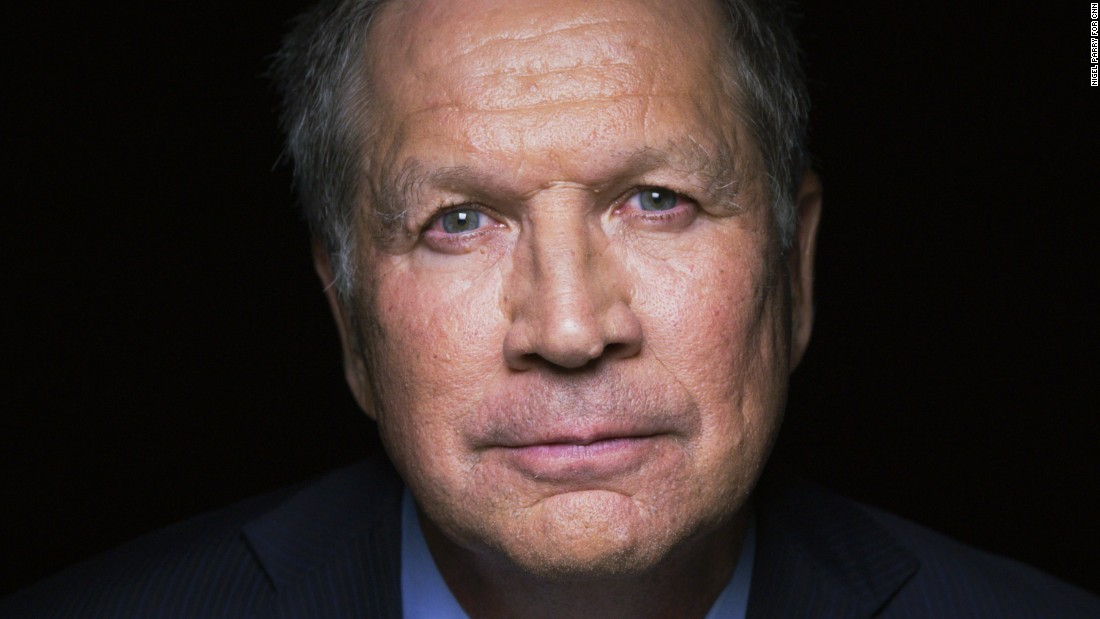 A Conversation with the Honorable John Kasich