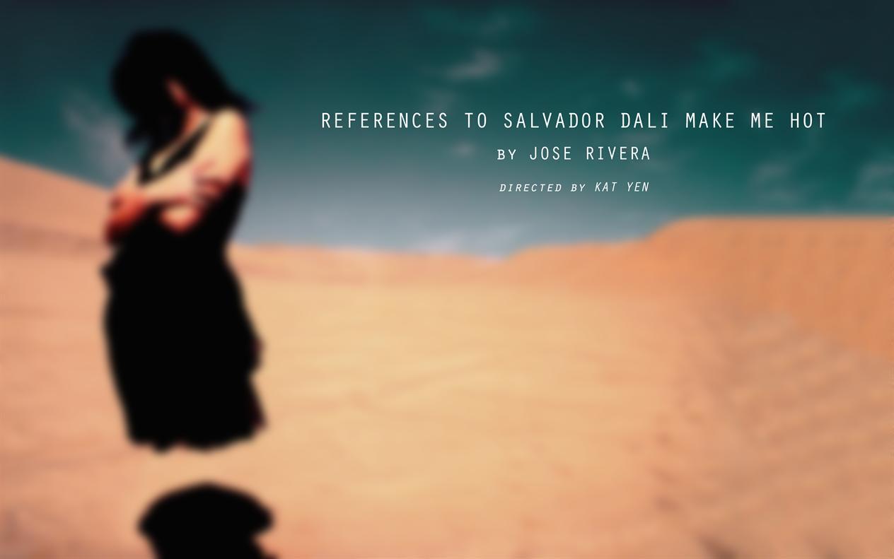 References to Salvador Dali Make Me Hot