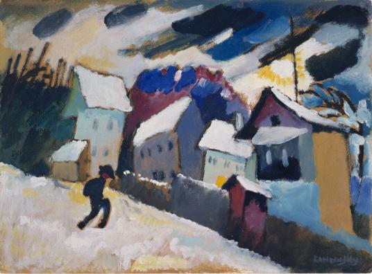 Gallery Talk: Gabriele Münter and Wassily Kandinsky