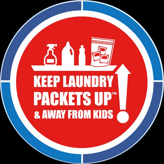 Packets Up! for Poison Prevention Week with American Cleaning Institute