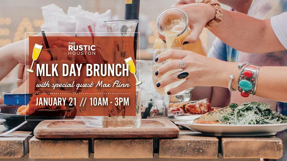 MLK Day Brunch | The Rustic