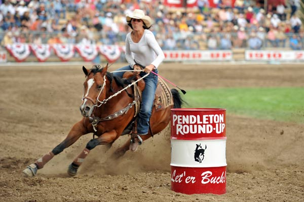 Best 'N West Barrel Race
