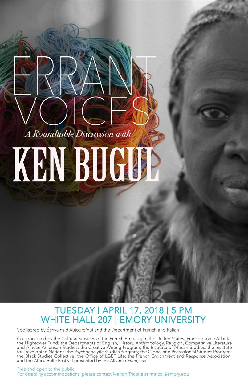 A Roundtable with Ken Bugul
