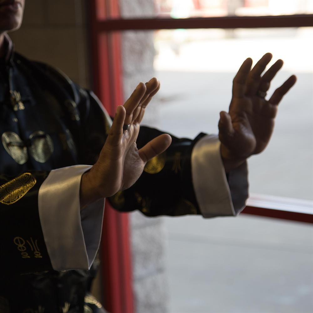 Fitness Friday: Tai Chi with Marcellus