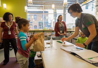 Kids Cafe Afterschool Meals