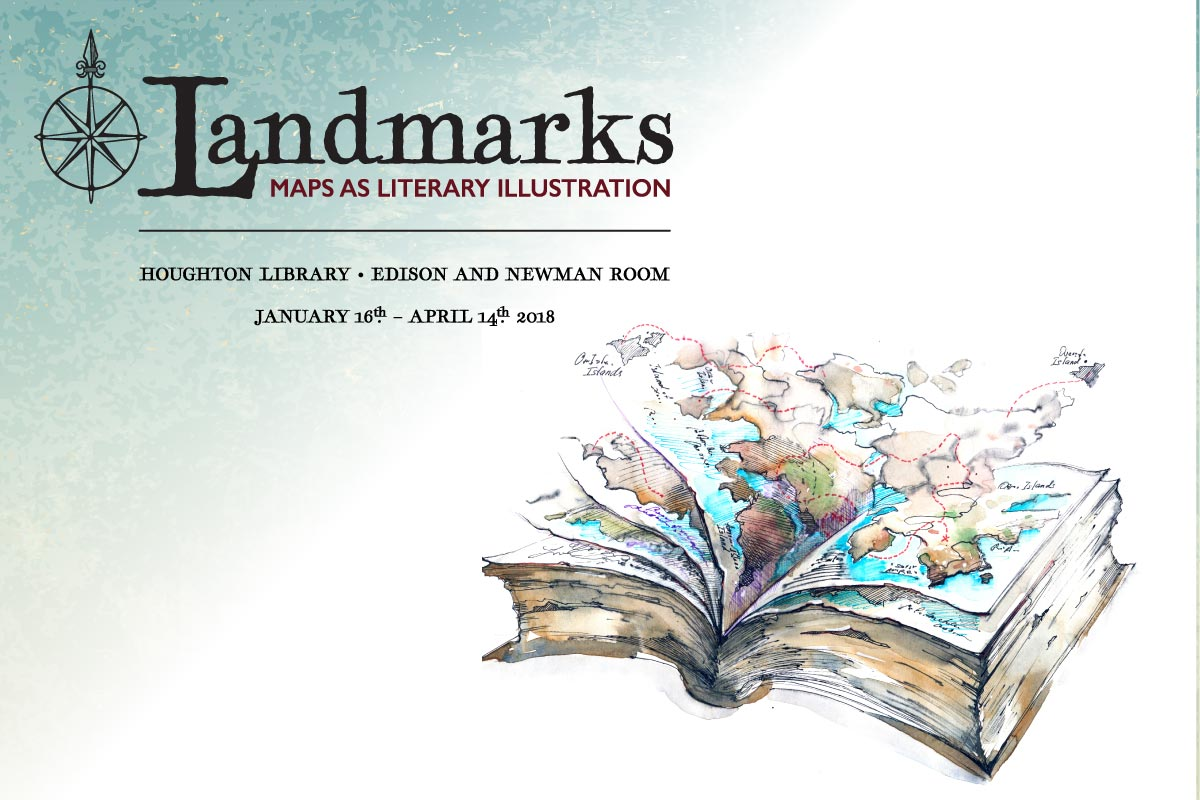 Landmarks: Maps as Literary Illustration