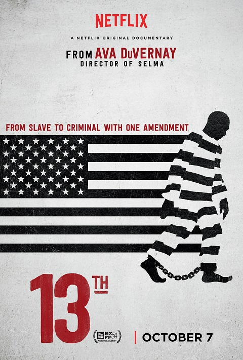 "Screening of Ava DuVernay's ""13th"" and a Panel Discussion on Prison Abolition"