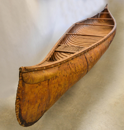 The Legacy of Penobscot Canoes: A View from the River