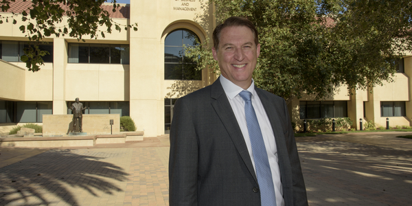 Alumni Town Hall with Dean Van Rensburg in West Los Angeles