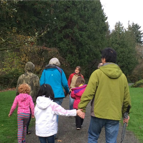 Free Family Weekend Walks: Bugging Out