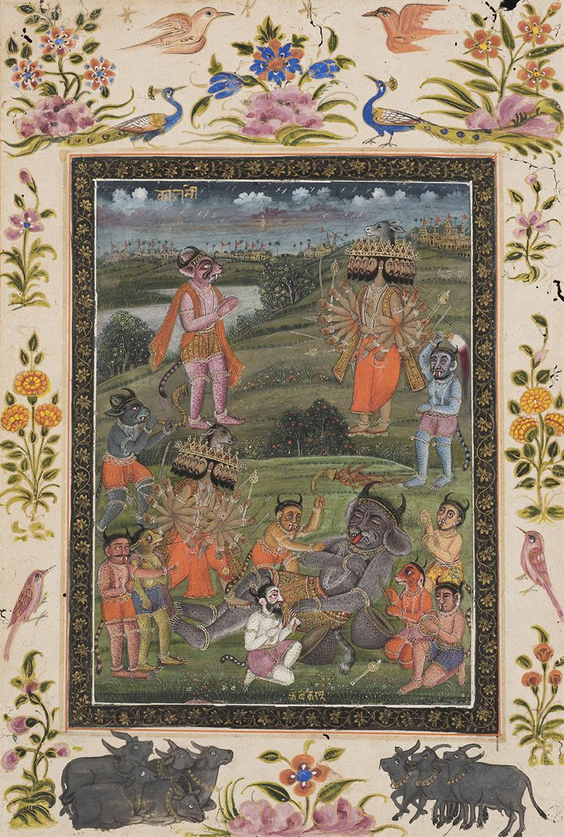 Spring Break Art Camp: The Ramayana from Ayodhya to Atlanta