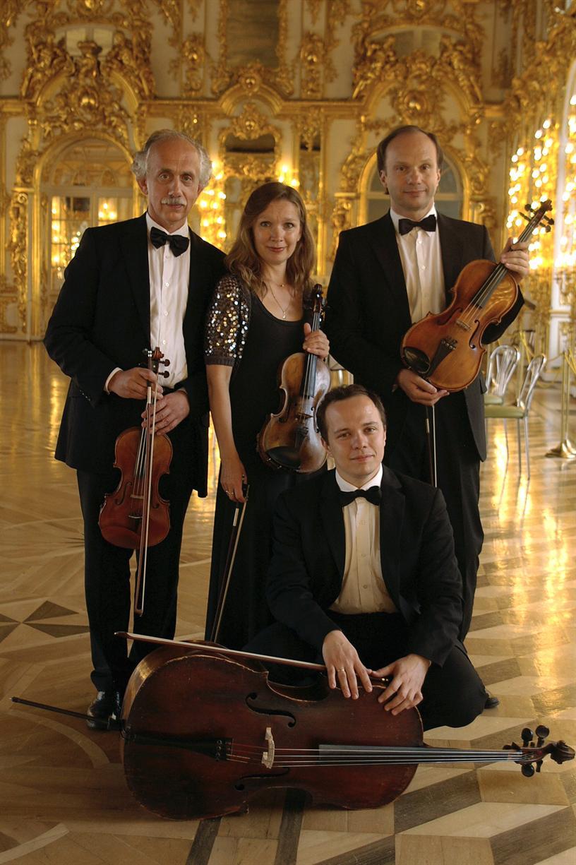 Sounds of the Silver Age: St. Petersburg's Rimsky-Korsakov String Quartet in Concert