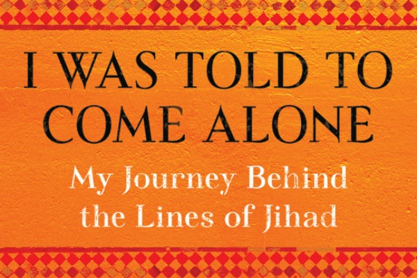 Carr Center Book Talk: I Was Told to Come Alone: My Journey Behind the Lines of Jihad