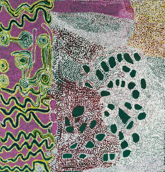 Everywhen: The Eternal Present in Indigenous Art from Australia