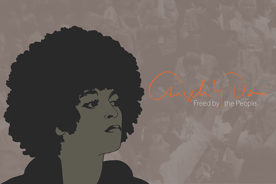 Angela Davis Exhibition: Freed by the People