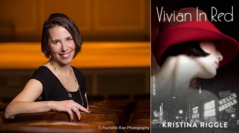 Kristina Riggle Presents: Vivian In Red