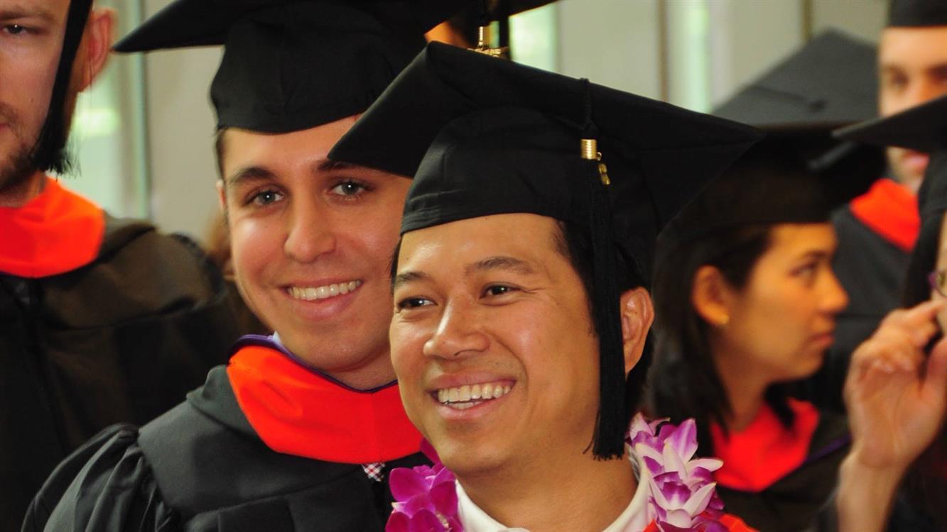 SCTL Graduation Reception