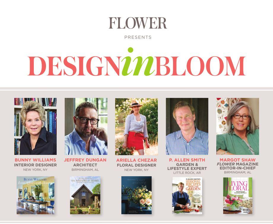 Design in Bloom at Houston Design Center