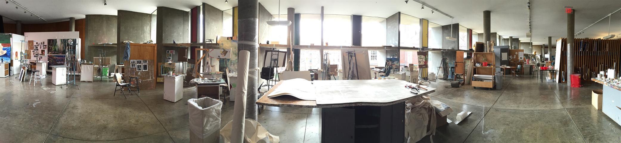 VES Fall Open Studios