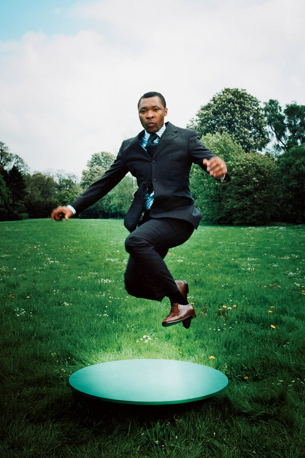 Rouse Visiting Artist Lecture: Okwui Enwezor, curator