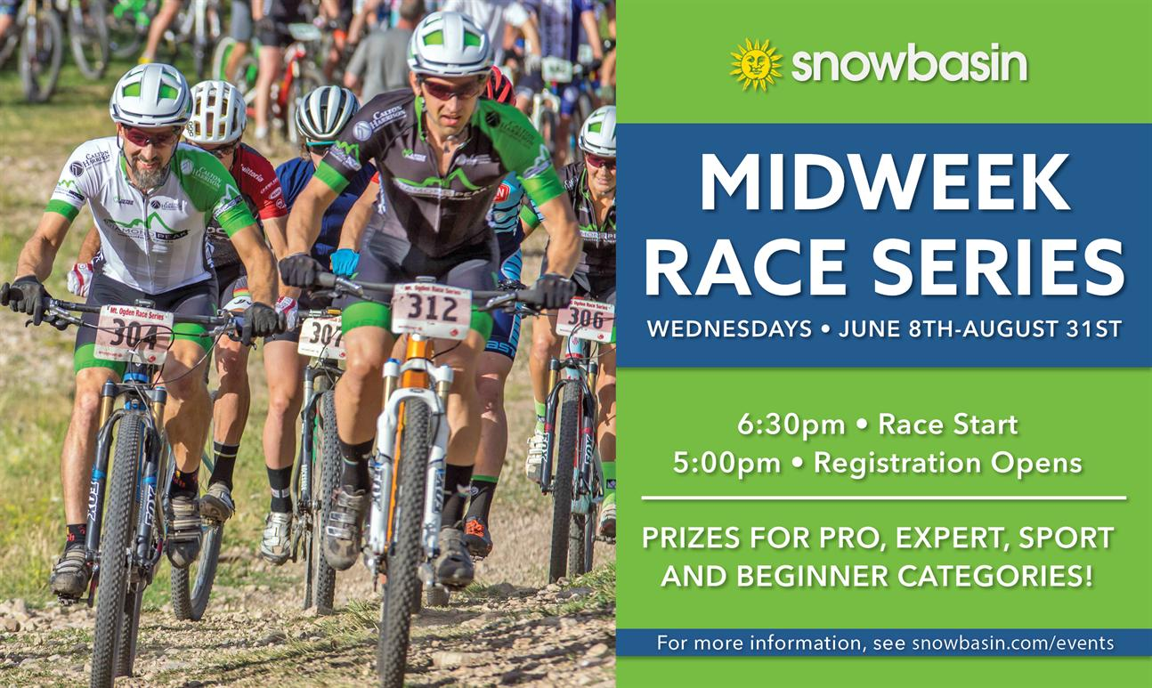 Mt. Ogden Midweek Bike Race Series