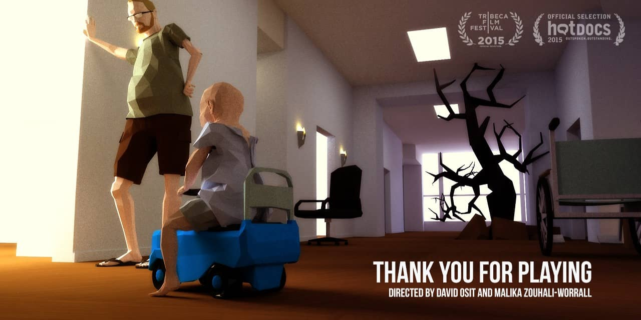 """""""Thank You for Playing"""" Film Screening + Discussion"""