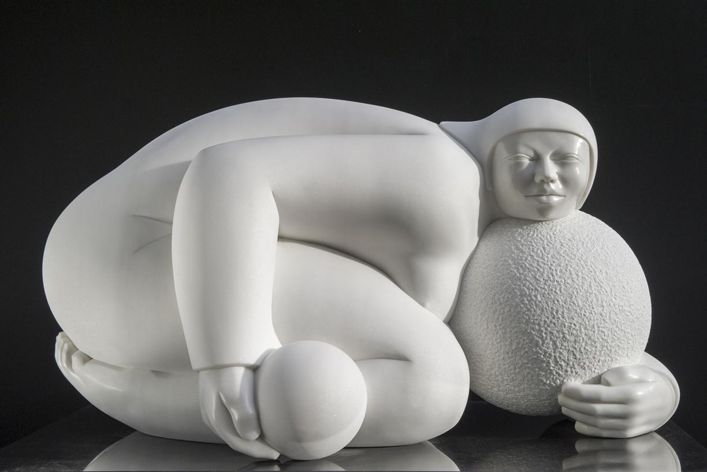 Cosmic Energy in Jiménez Deredia?s Sculptures
