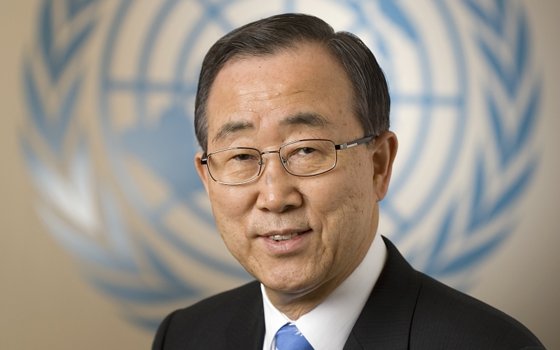 A Conversation with the Honorable Ban Ki-moon
