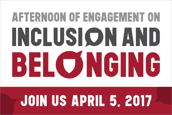 Afternoon of Engagement on Inclusion and Belonging
