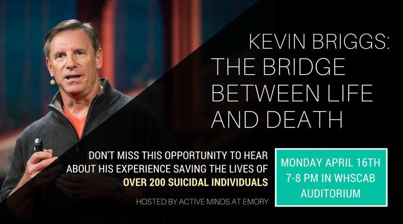 Kevin Briggs- Bridge Between Life and Death