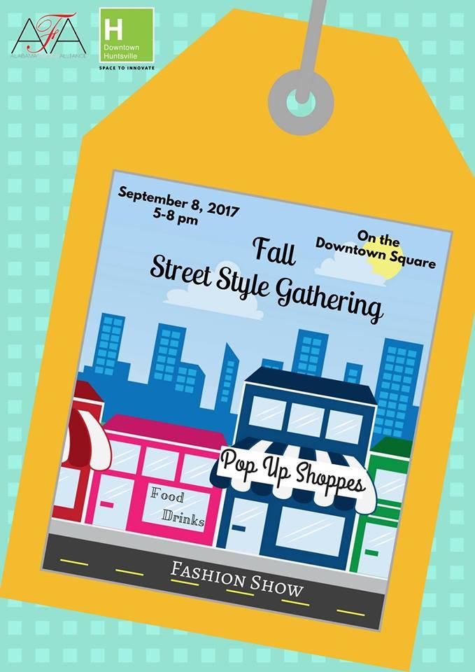 Fall Street Style Gathering